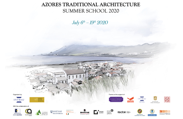 Azores Traditional Architecture Summer School 2020