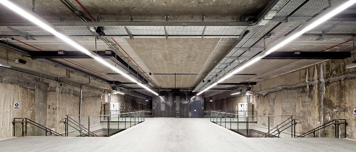 Tres estaciones de la L9 - Parc Logistic