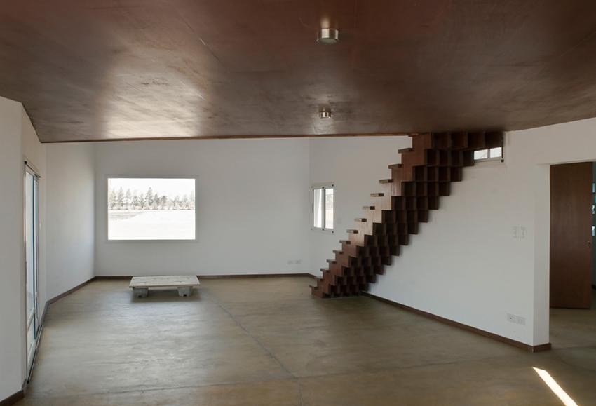 Blogfundamentos casa florencia raigal en rold n argentina for Desayunadores de concreto