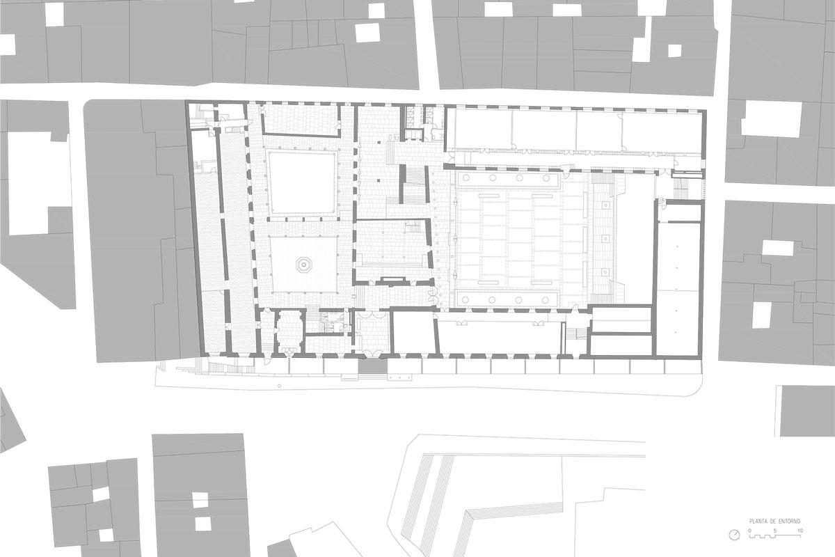 Colegio oficial arquitectos granada aljibe de la mezquita - Arquitectos de granada ...