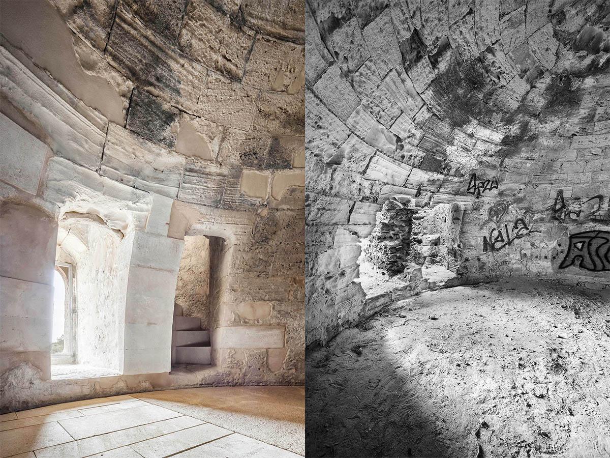 Restauración de la Torre des Pi des Catalá - blogfundamentos