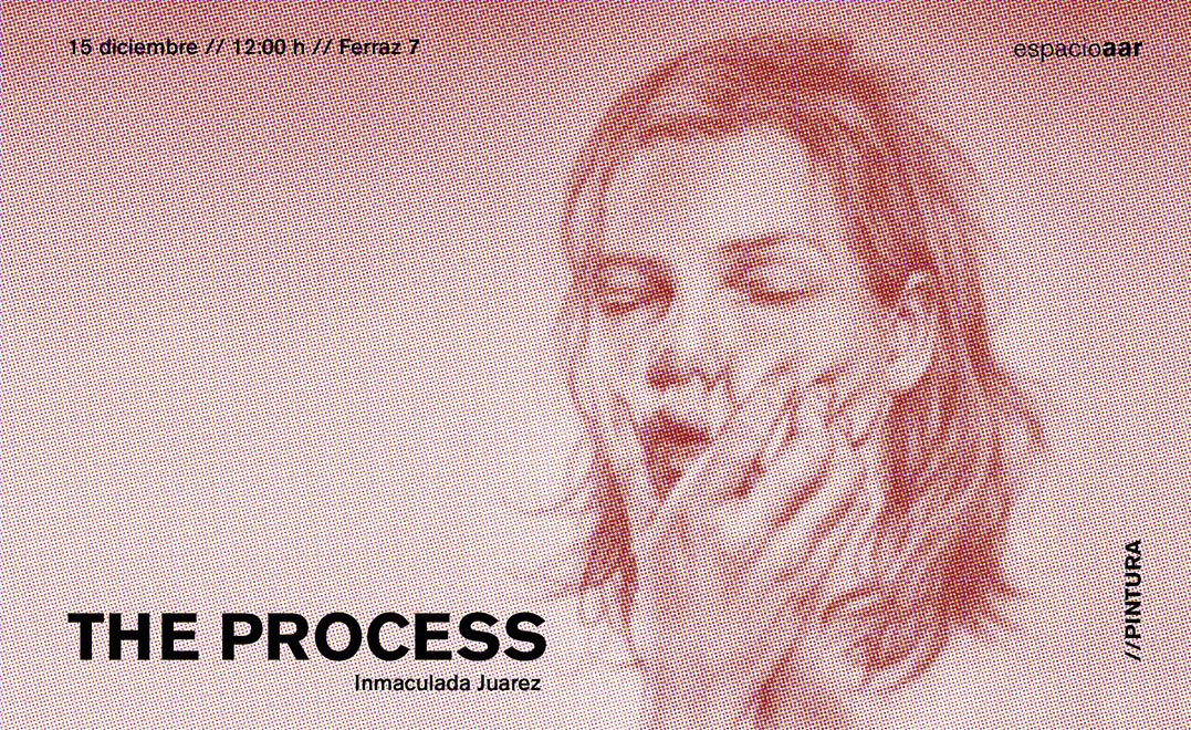 Exposición: The Process (Procesos creativos)