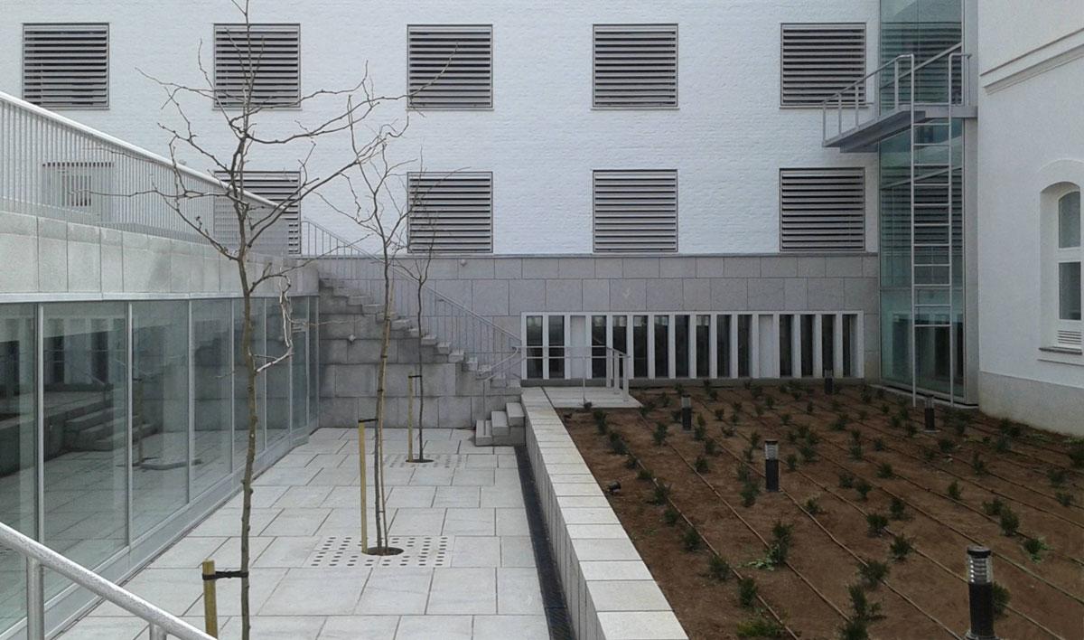 Blogfundamentos de hospital militar a escuela de for Arquitectura granada