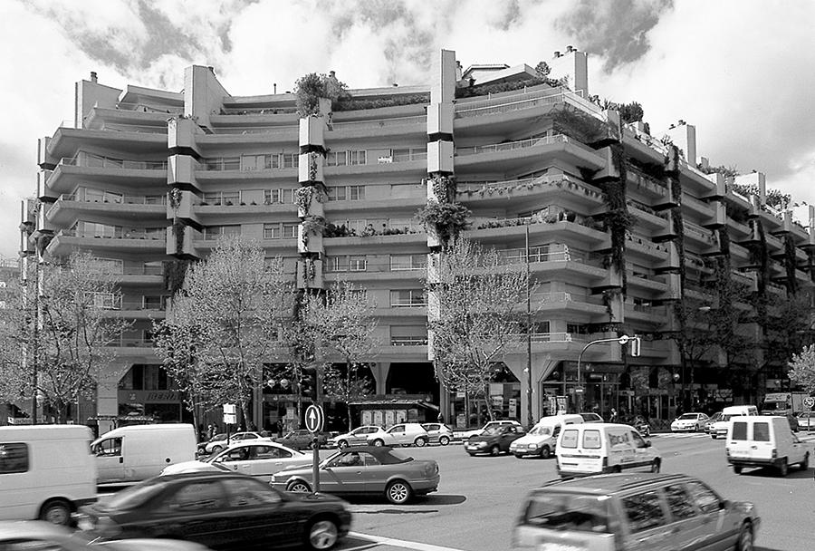 Blogfundamentos viviendas para el patronato de casas - Arquitectos en espana ...