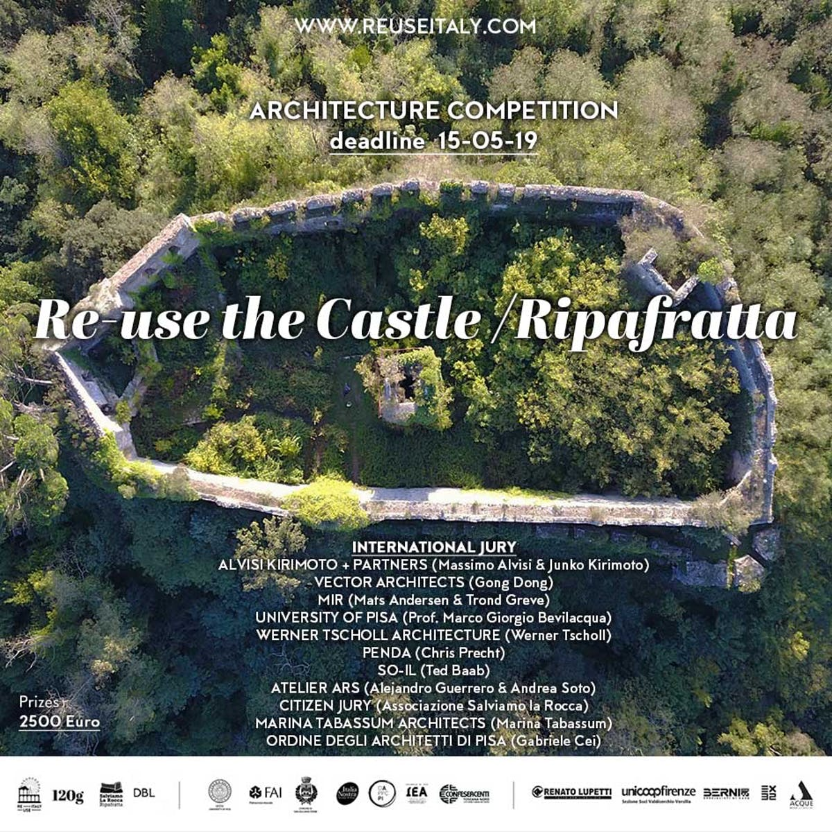 Re-Use the Castle/Ripafratta