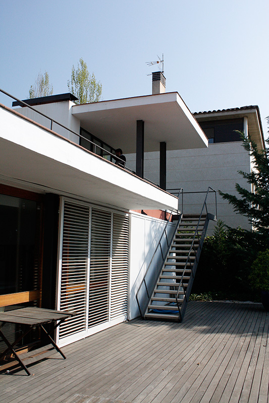 Blogfundamentos casa moratiel mmi for Escaleras para caminar fuera del jardin