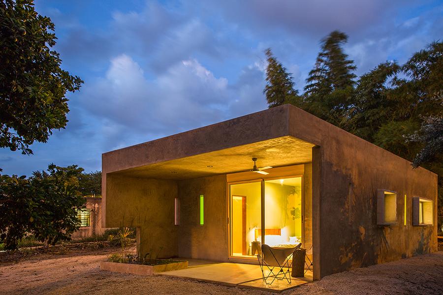 Blogfundamentos viviendas para el patronato de casas for Vivero online mexico