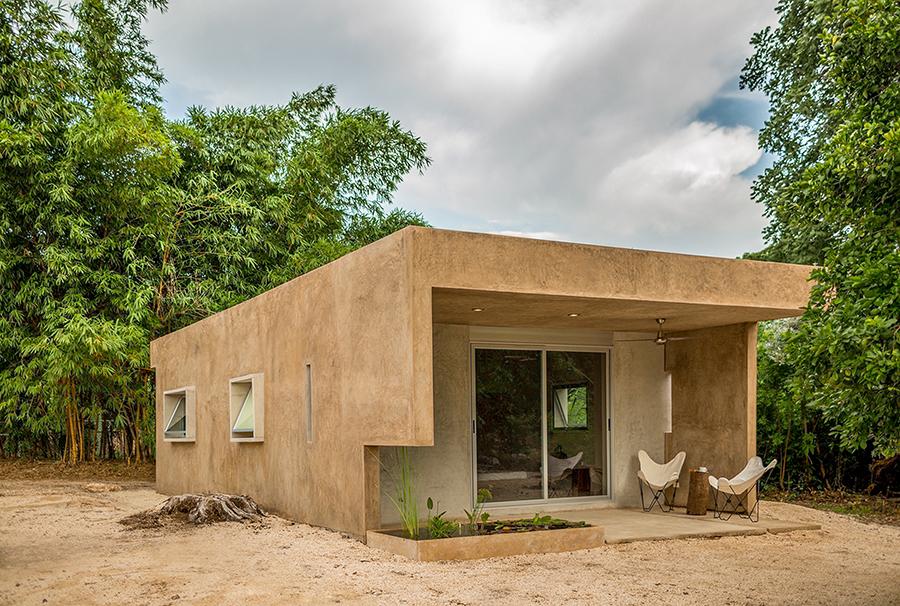 Blogfundamentos loft vivero en cholul m xico for Viveros en maipu